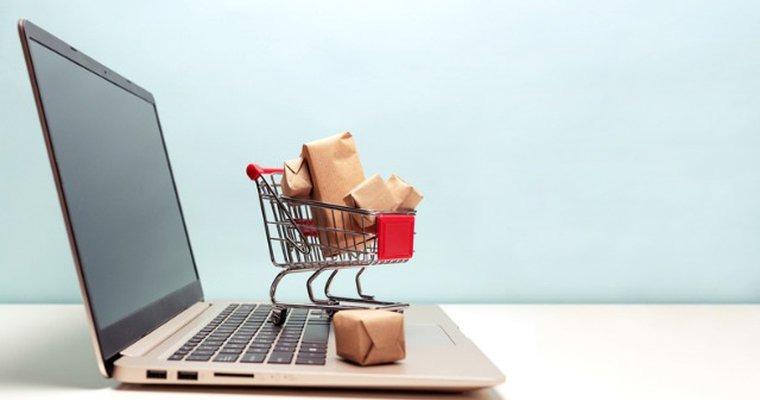 การซื้อของบนโลกออนไลน์